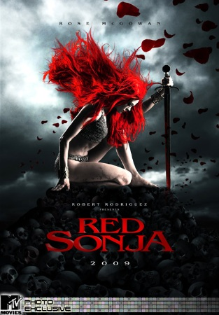 Red Sonja Poster 2