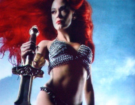 Red Sonja poster 3