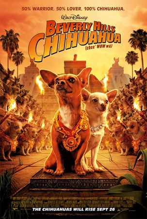 Beverly Hills Chihuahua Póster