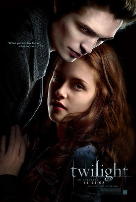 Crepusculo, poster 3
