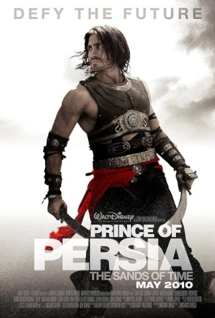 Prince of Persia Sands of Time, Jake Gyllenhaal