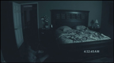 Paranormal activity, trailers