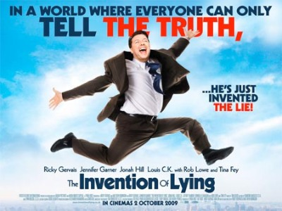 The invention of lying, trailer