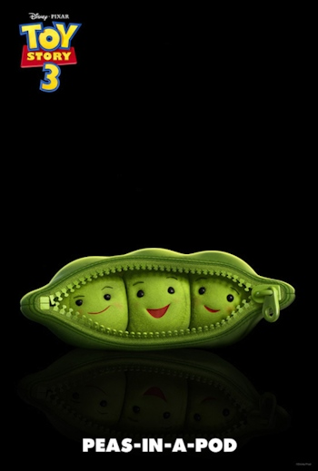 Pears in a Pod, Toy Story 3