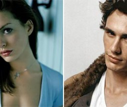 James Franco y Anne Hathaway