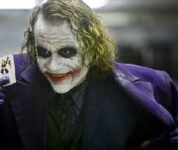 The Dark Knight, el caballero oscuro - Heath Ledger