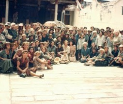 Paradise Road, group shot, Glenn Close at center