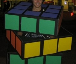 Trick or treat - Cubo de Rubik