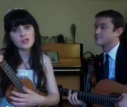 Zooey Deschanel y Joseph Gordon Levitt