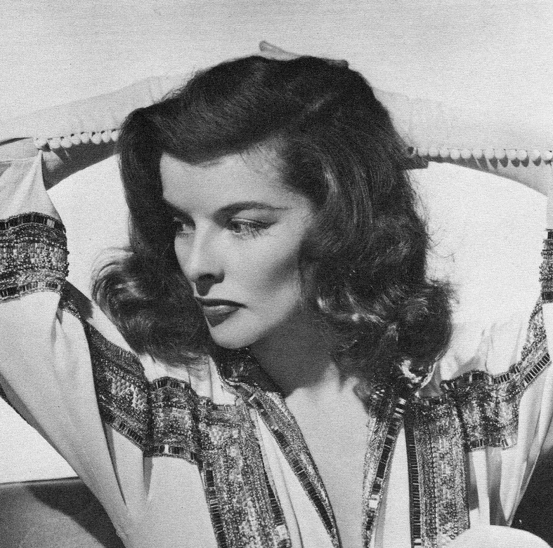 Katharine hepburn the female celebrity