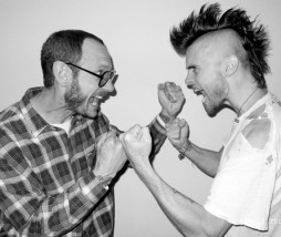 Jared Leto y Terry Richardson