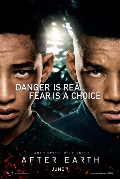 Poster de 'After Earth'
