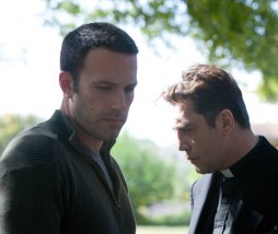 Ben Affleck y Javier Bardem en una imagen de 'To The Wonder'