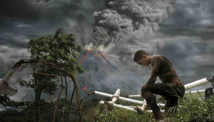 Jaden Smith en 'After Earth'