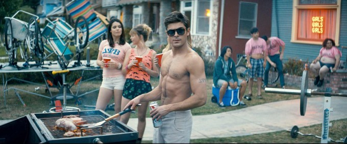Zac Efron - Neighbours